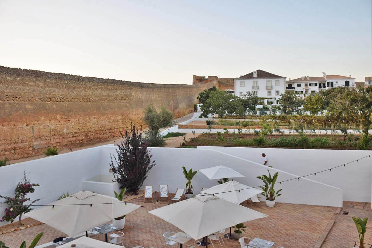 restaurante orta hotel casa mãe lagos algarve portugal
