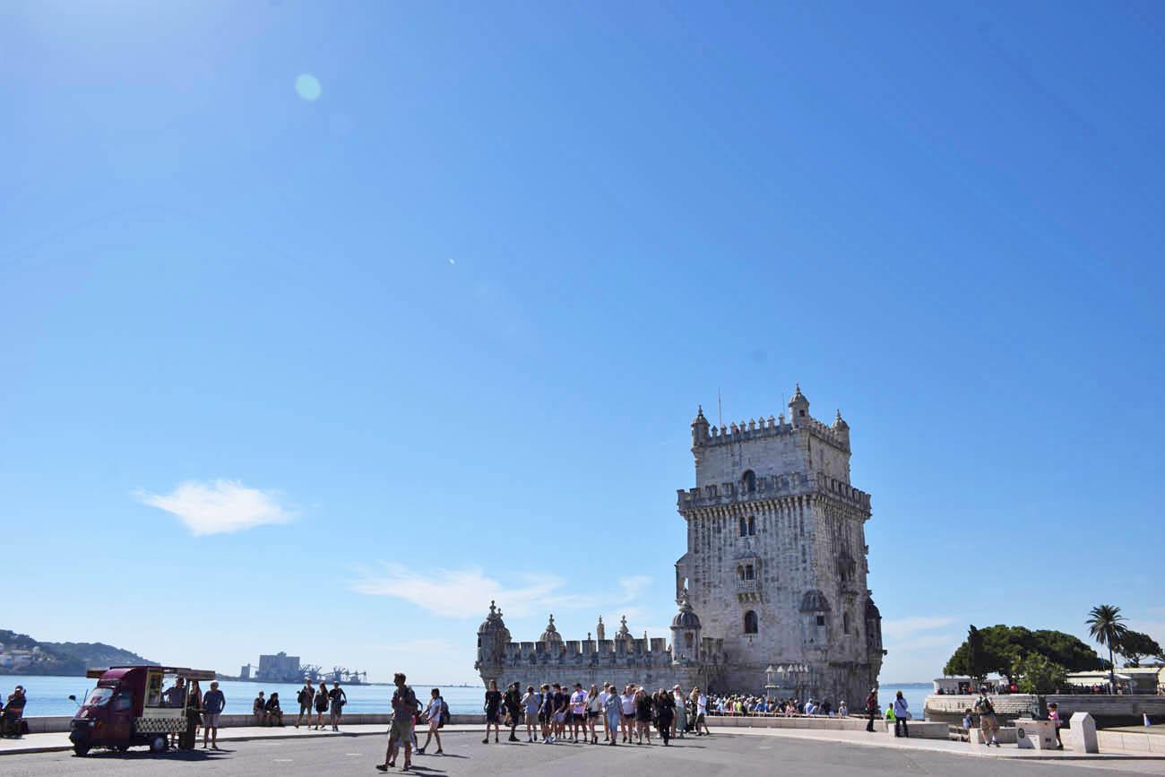 dicas de portugal - torre de belém - lisboa