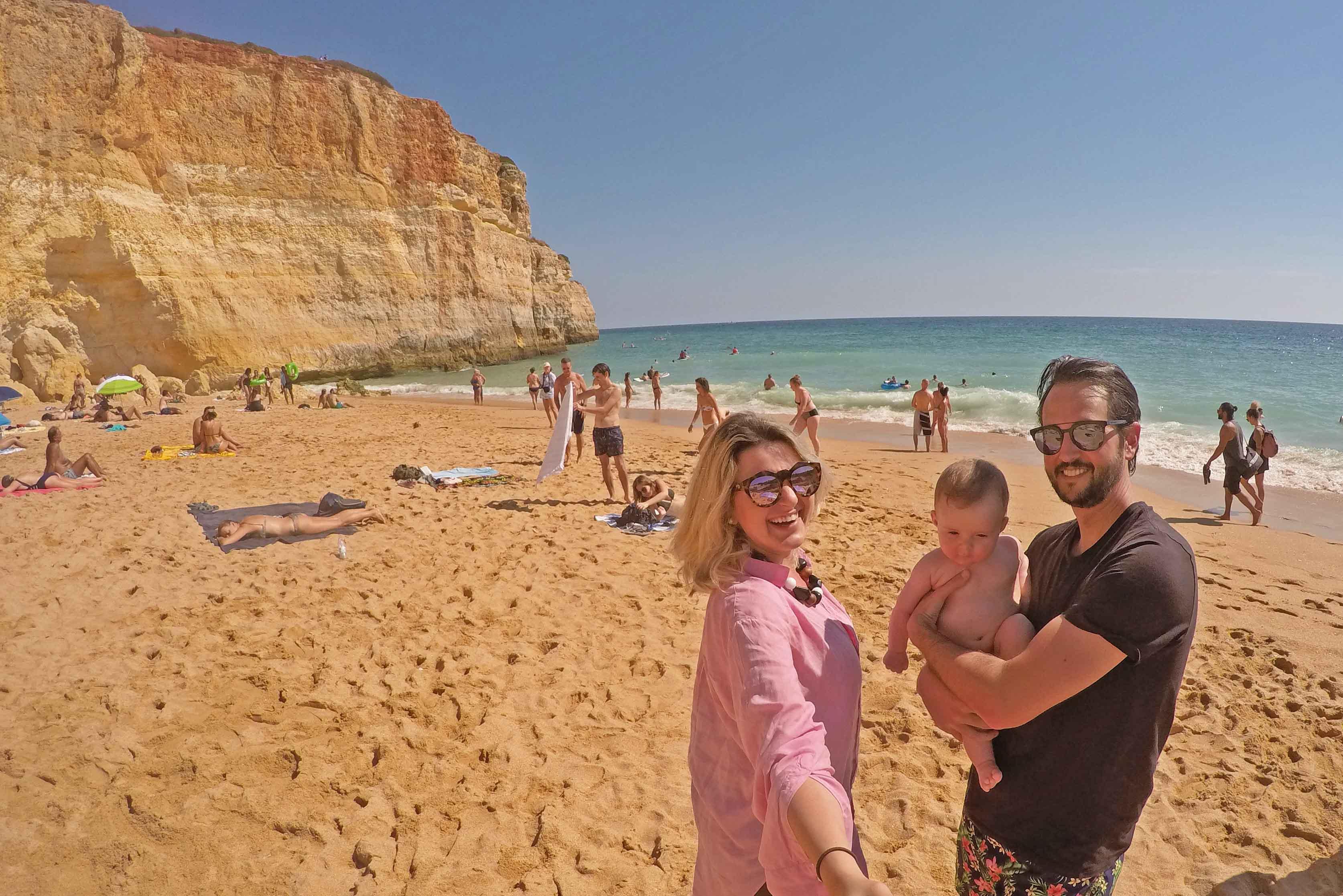 dicas de viagem com bebê - portugal