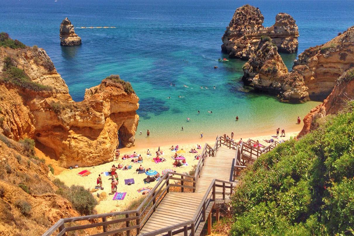 6e9ea976c Dicas do Algarve - Portugal - Praias, grutas e falésias | Lala Rebelo