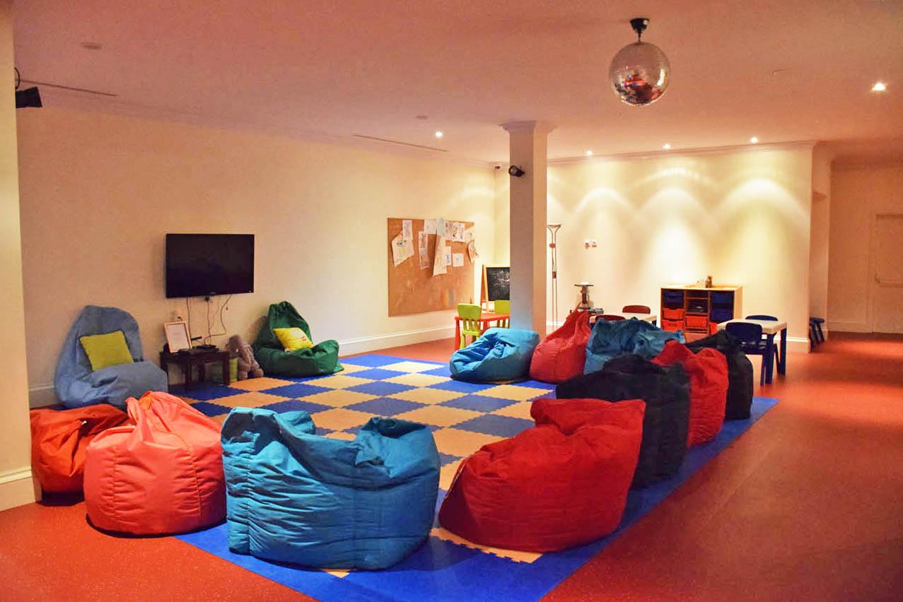 Hotel The Yeatman - Kids Club - Porto - Portugal - Lala Rebelo