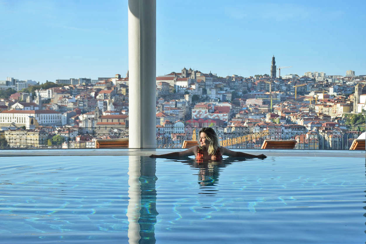 Hotel The Yeatman - Porto - Lala Rebelo