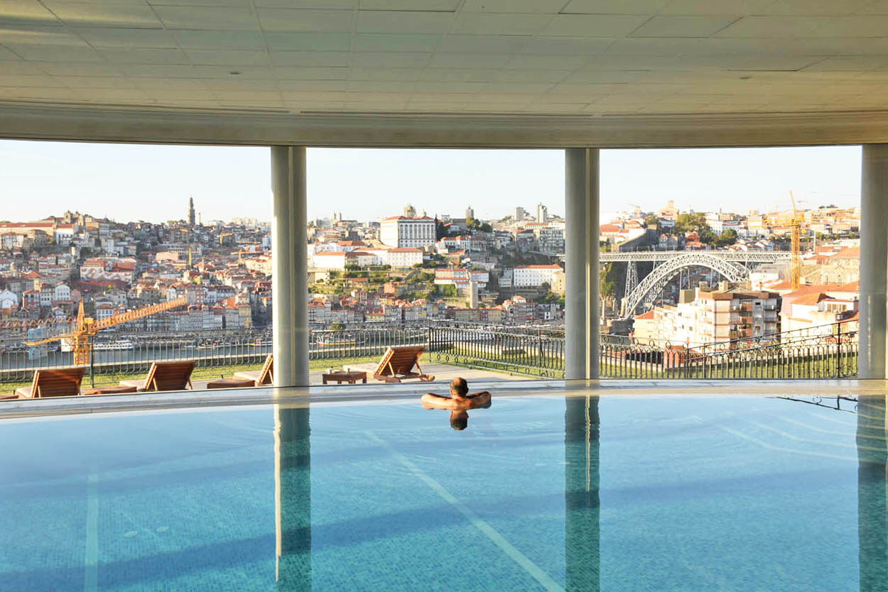 Hotel The Yeatman - Porto - Vila nova de gaia - Portugal - Lala Rebelo