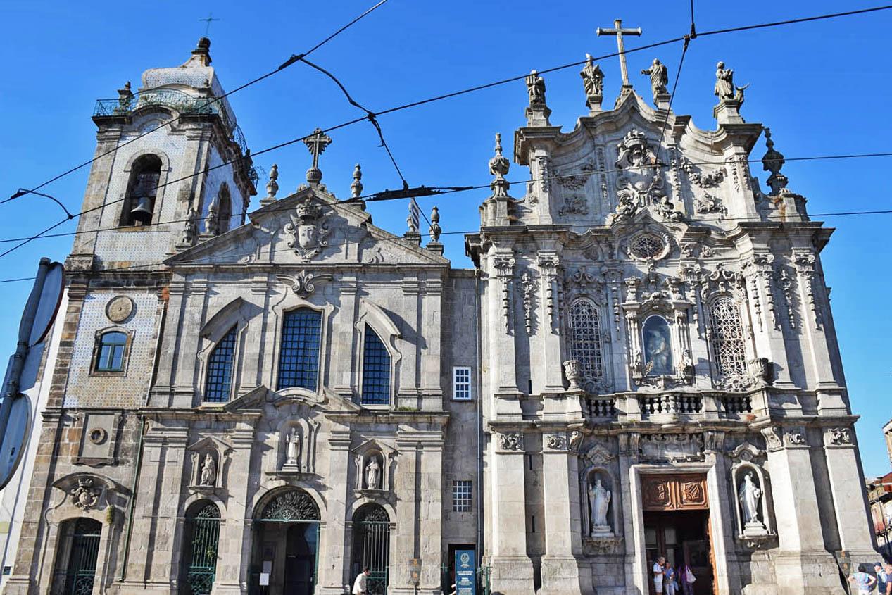 Dicas de Porto - Portugal - Igreja do Carmo e Igreja das Carmelitas - Lala Rebelo