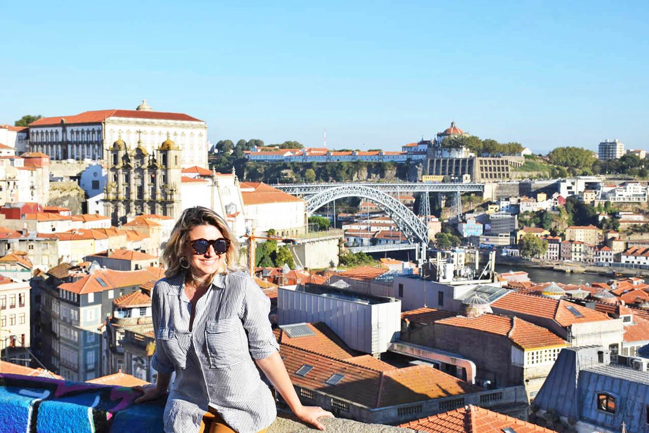 Miradouro da Vitória - Porto - Portugal - Lala Rebelo