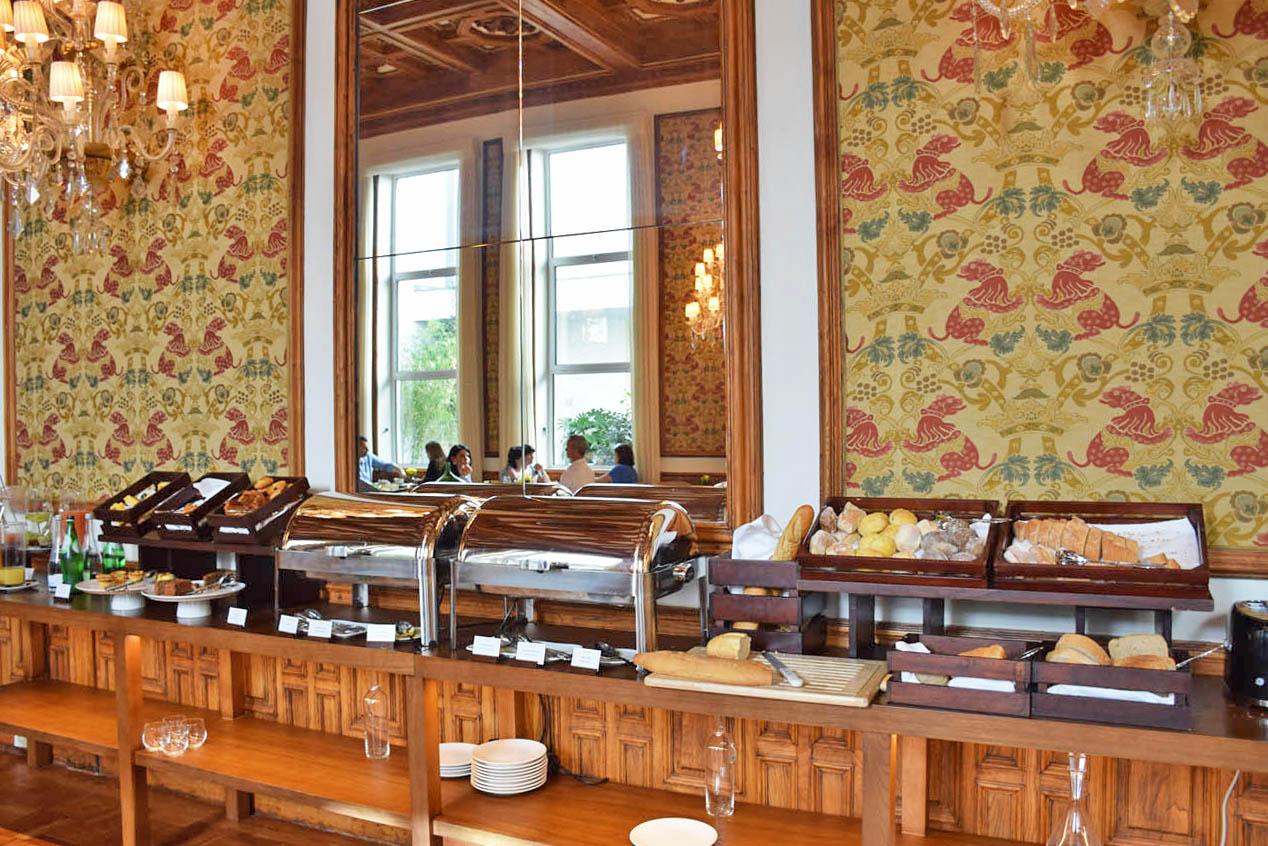 Hotel Infante Sagres - Porto - Portugal - Lala Rebelo