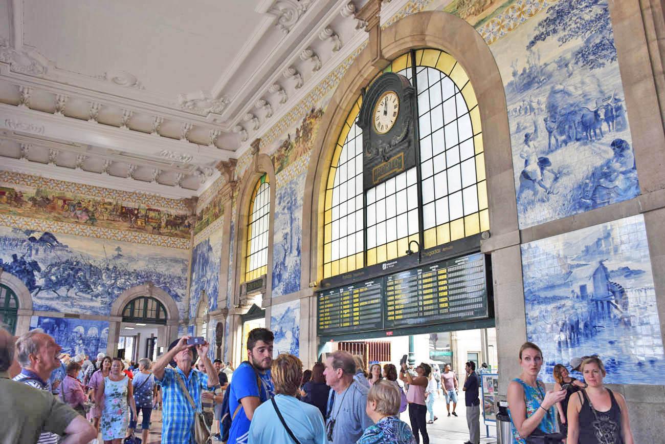 Estação São Bento - Porto - Portugal - Lala Rebelo