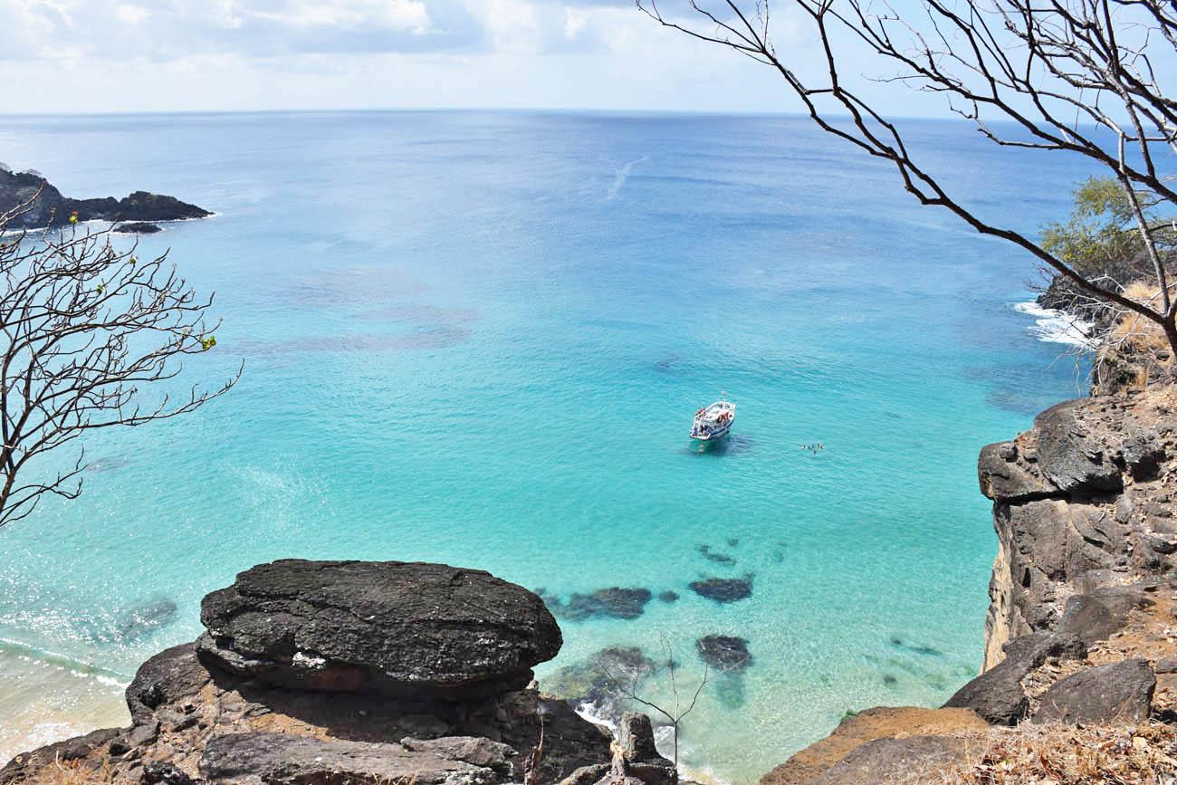 Praia do Sancho - Fernando de Noronha - a praia mais bonita do mundo - Lala Rebelo