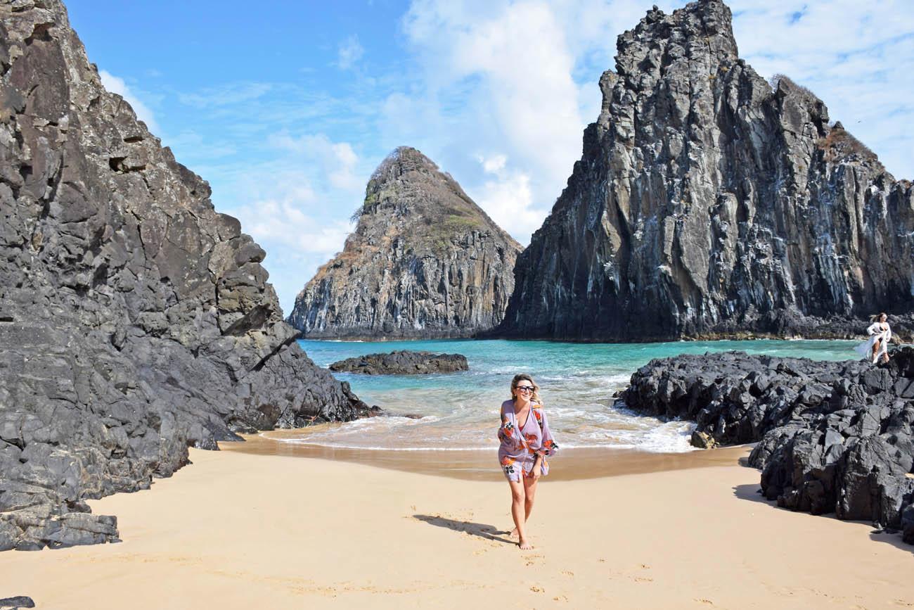 Praia Cacimba do Padre - Fernando de Noronha - Lala Rebelo