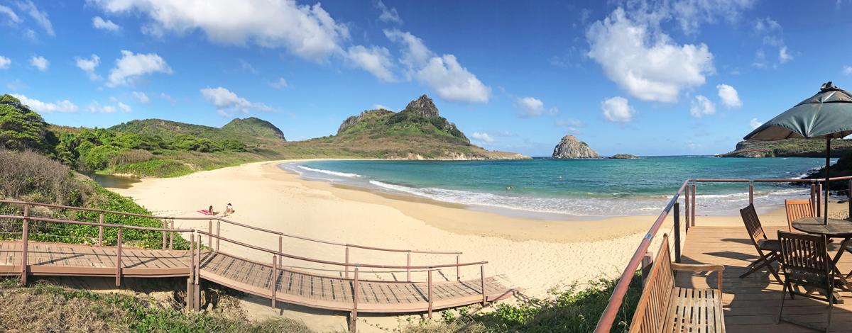 Praia do Sueste - Fernando de Noronha - Lala Rebelo