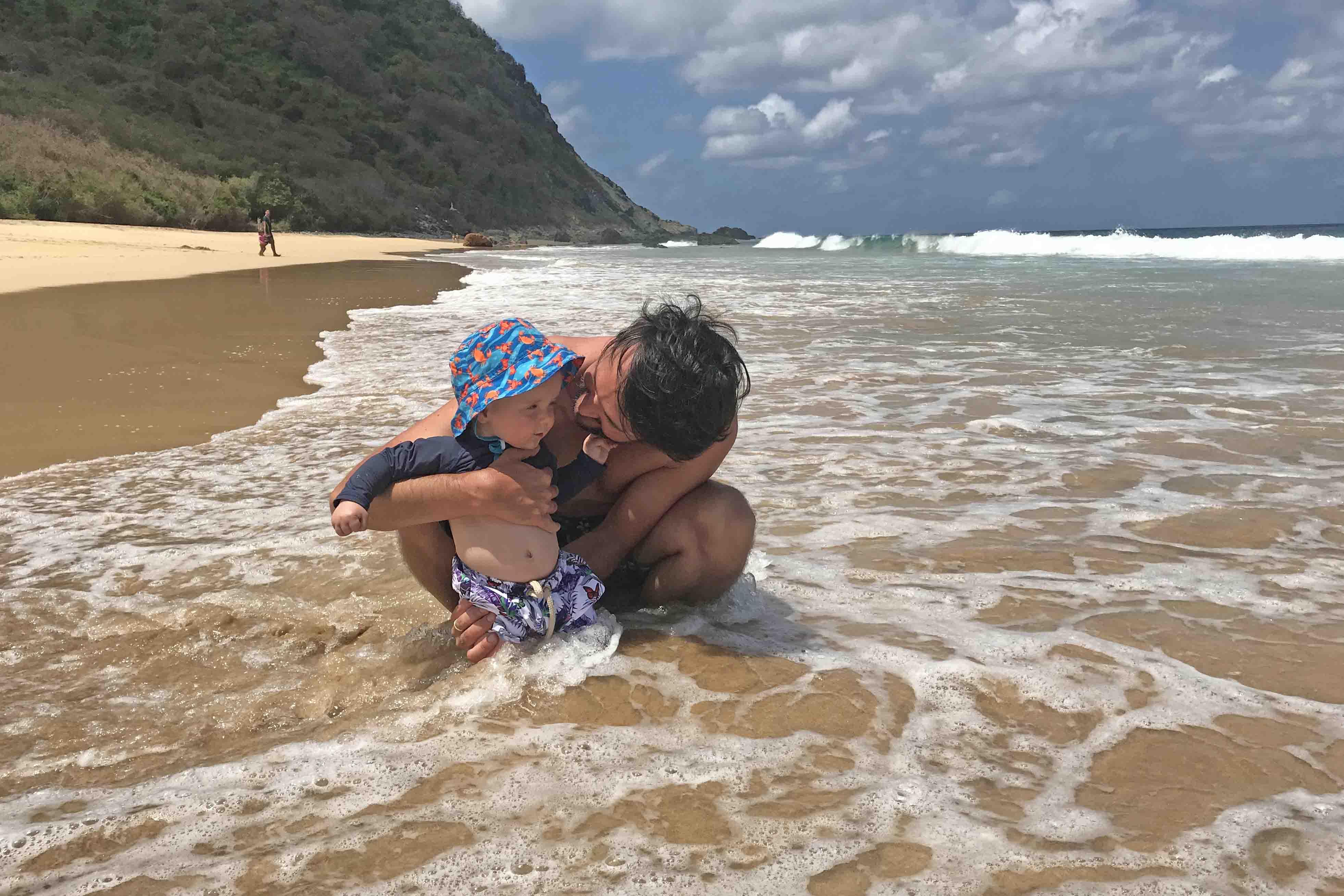 Dicas de Fernando de Noronha - Praia da Conceição - Lala Rebelo