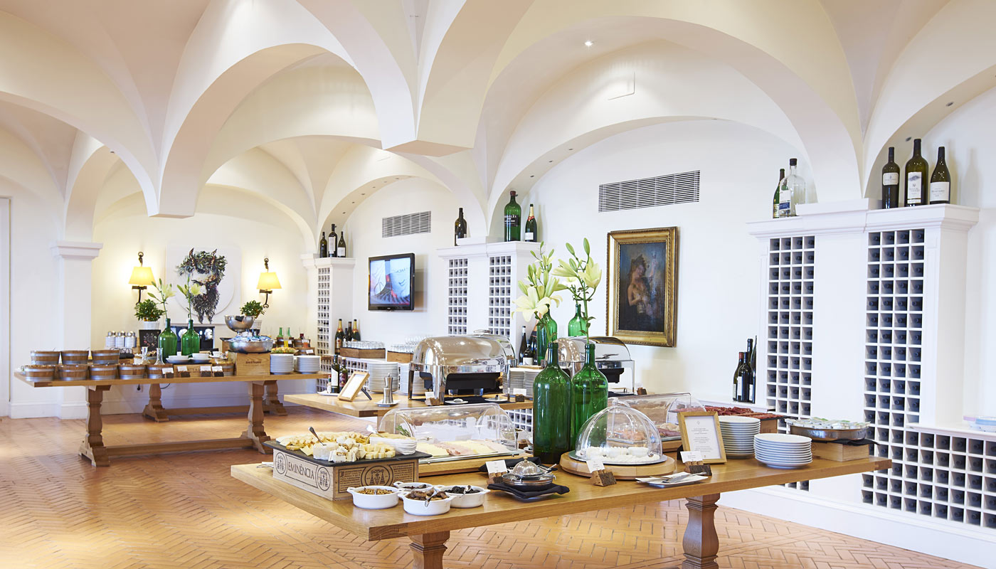 hotel the yeatman - porto - portugal - gastronomia - café da manhã - lala rebelo