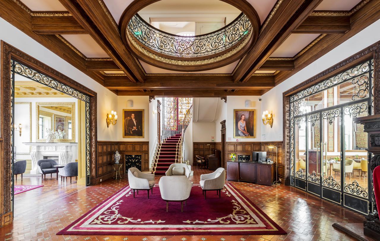 hotel infante sagres porto lobby