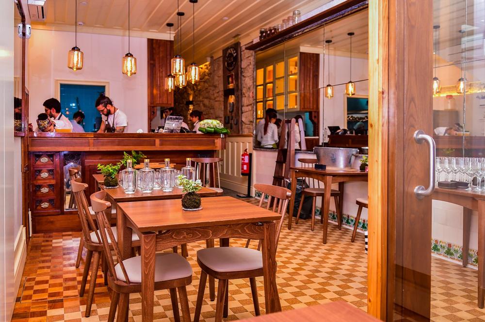 Restaurante Almeja Porto Portugal - Lala Rebelo