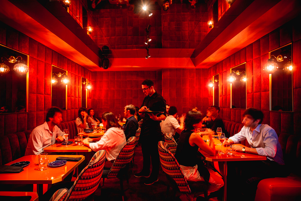 restaurante mini bar porto jose avillez - lala rebelo