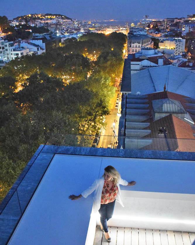Sky Bar - Tivoli Avenida Liberdade - Lisboa - Portugal