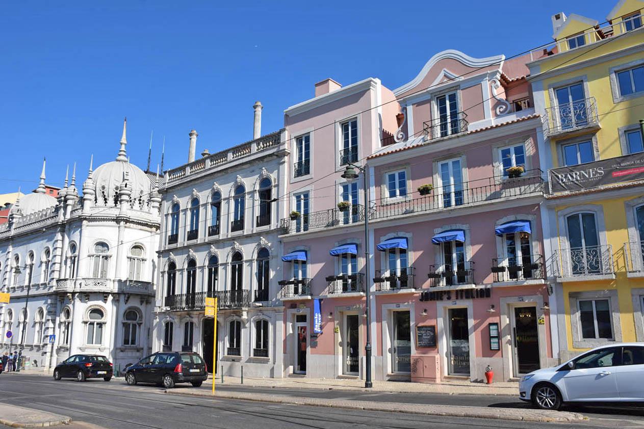 o que fazer em Lisboa - Príncipe Real