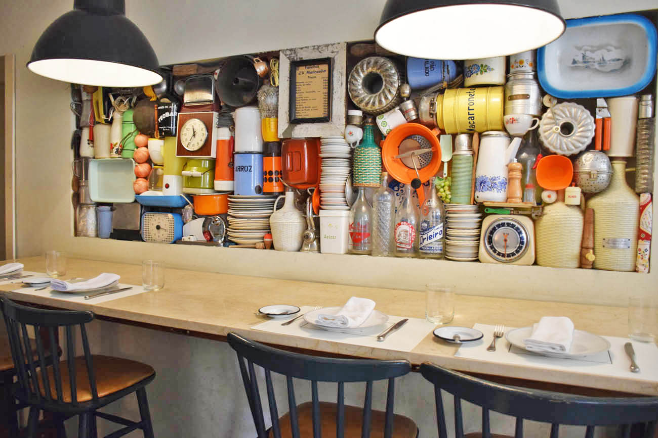 restaurante cantinho do avillez lisboa portugal - lala rebelo