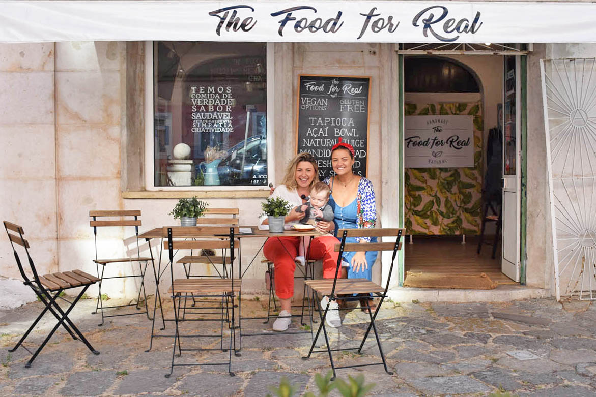 The Food for Real - cafe Alcantara - Lisboa - Portugal
