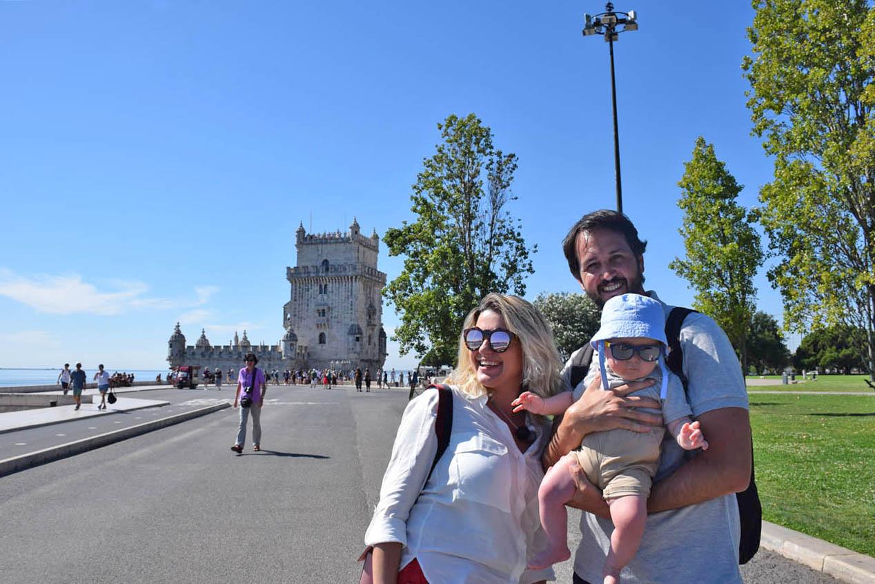 dicas para viajar com bebê - portugal