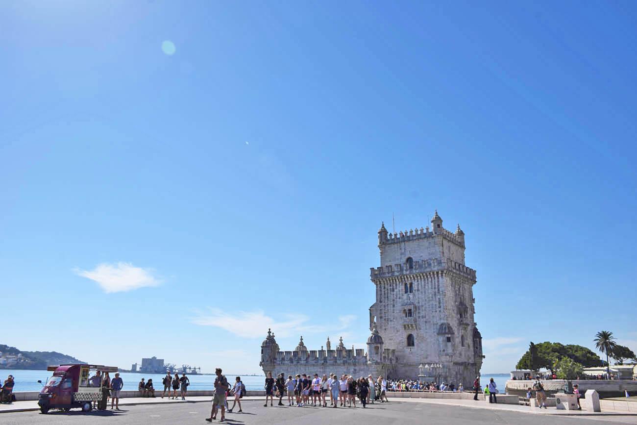 Torre de Belém - Lisboa - Portugal