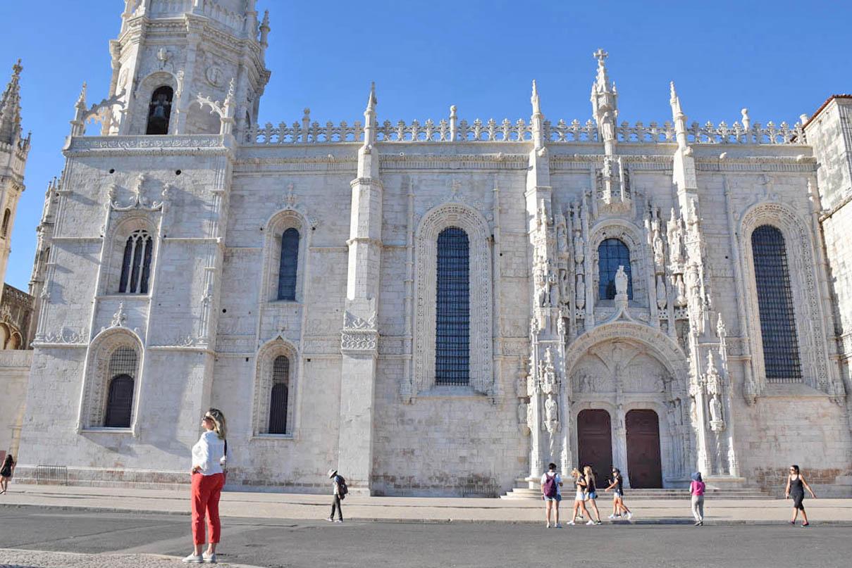Mosteiro dos Jeronimos - Lisboa - Portugal