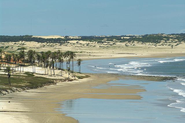 praia da lagoinha ceará lala rebelo
