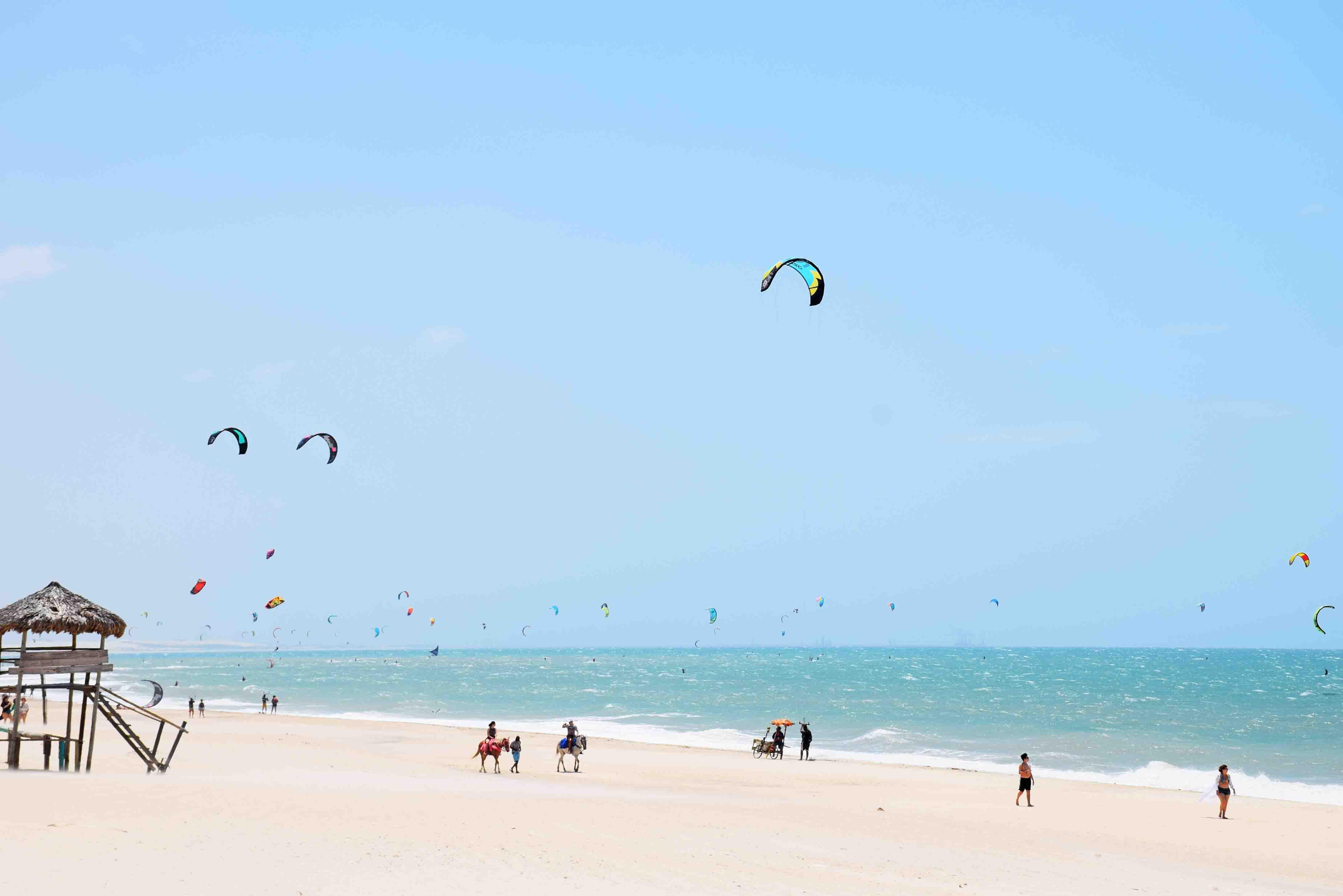 Praia do Cumbuco - Ceará