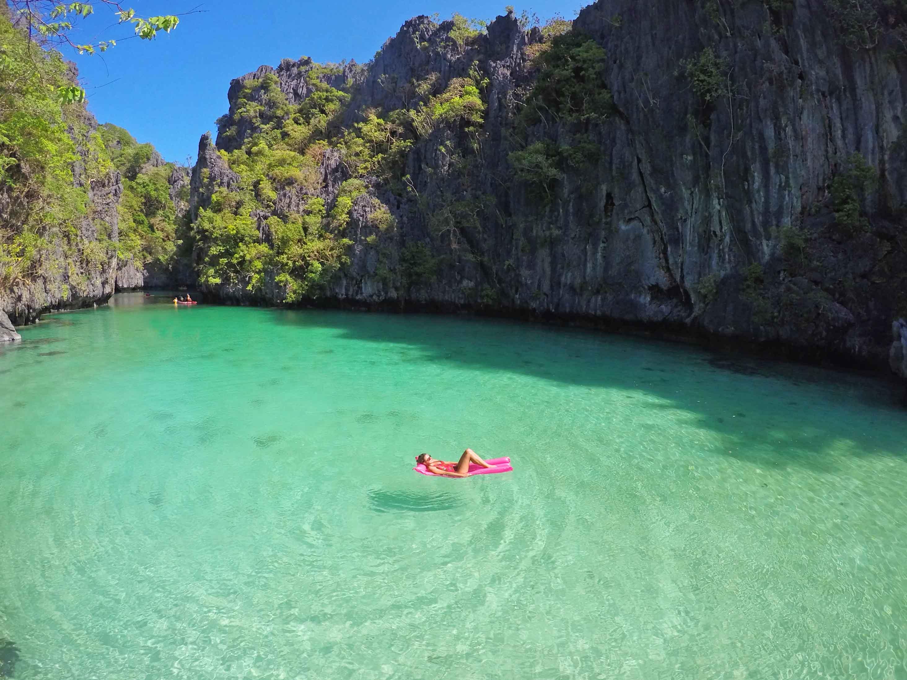 Small Lagoon - El Nido - Palawan - Filipinas