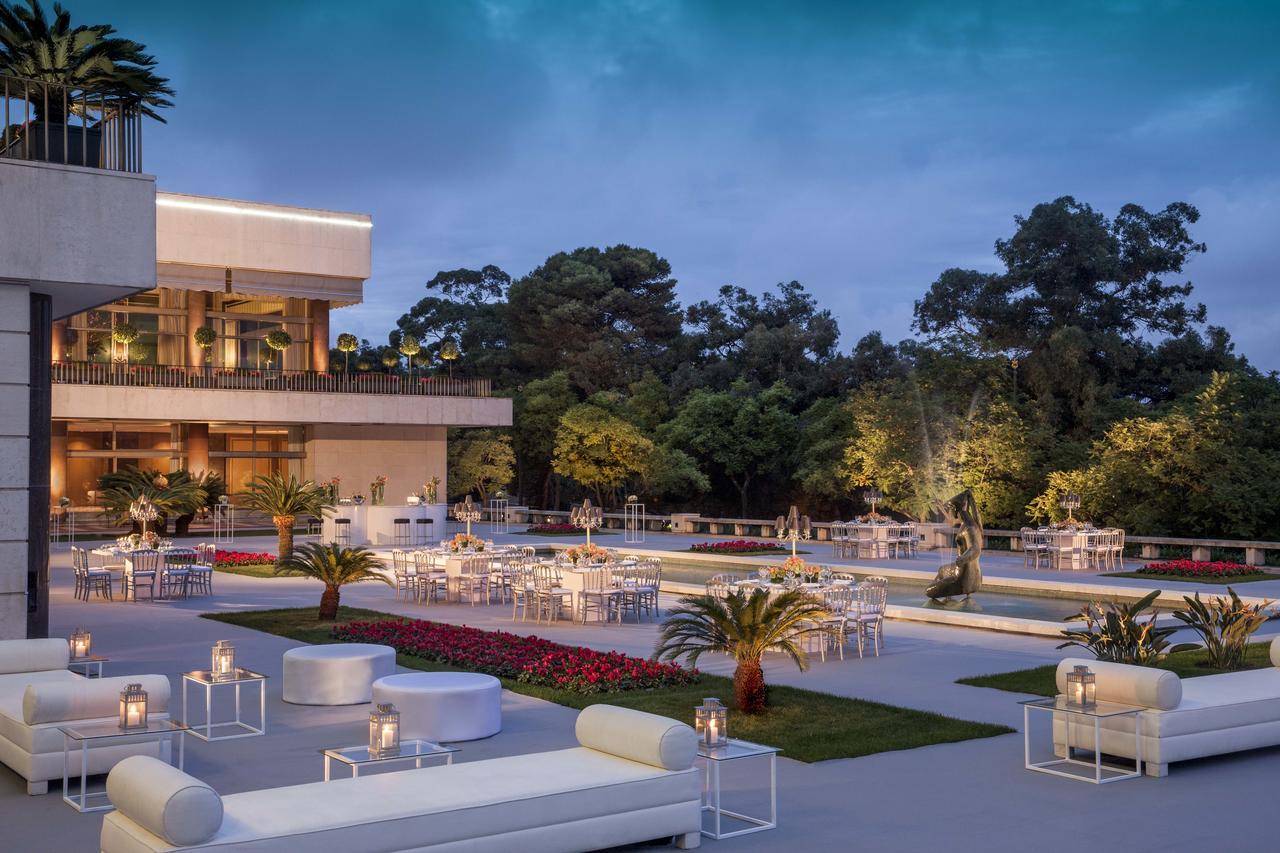 four seasons hotel ritz lisboa jardim