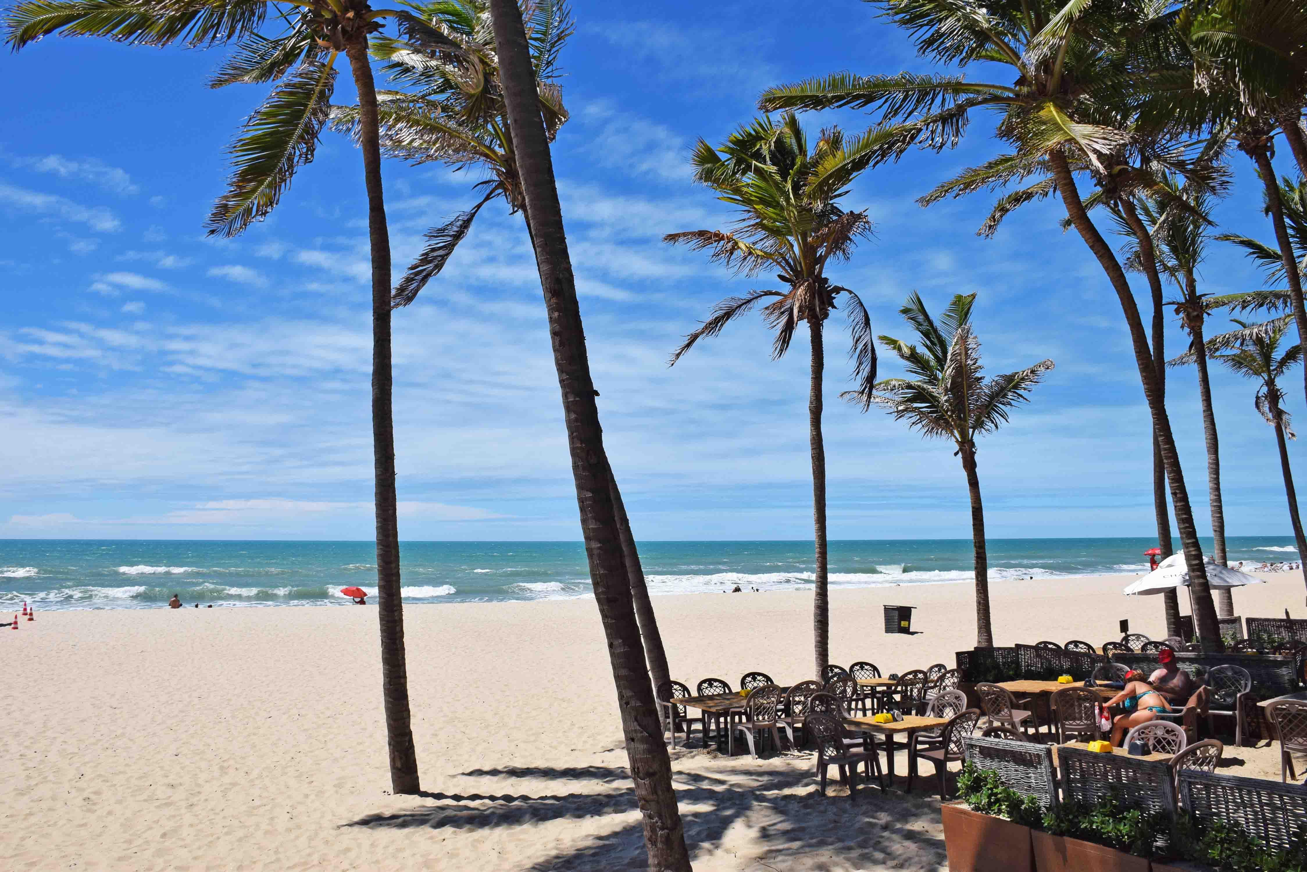 dicas de fortaleza - beach park - praia restaurante barraca parque