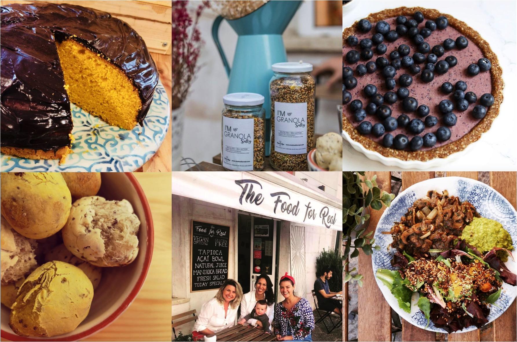 The Food for Real - cafe Alcantara - Lisboa - Portugal