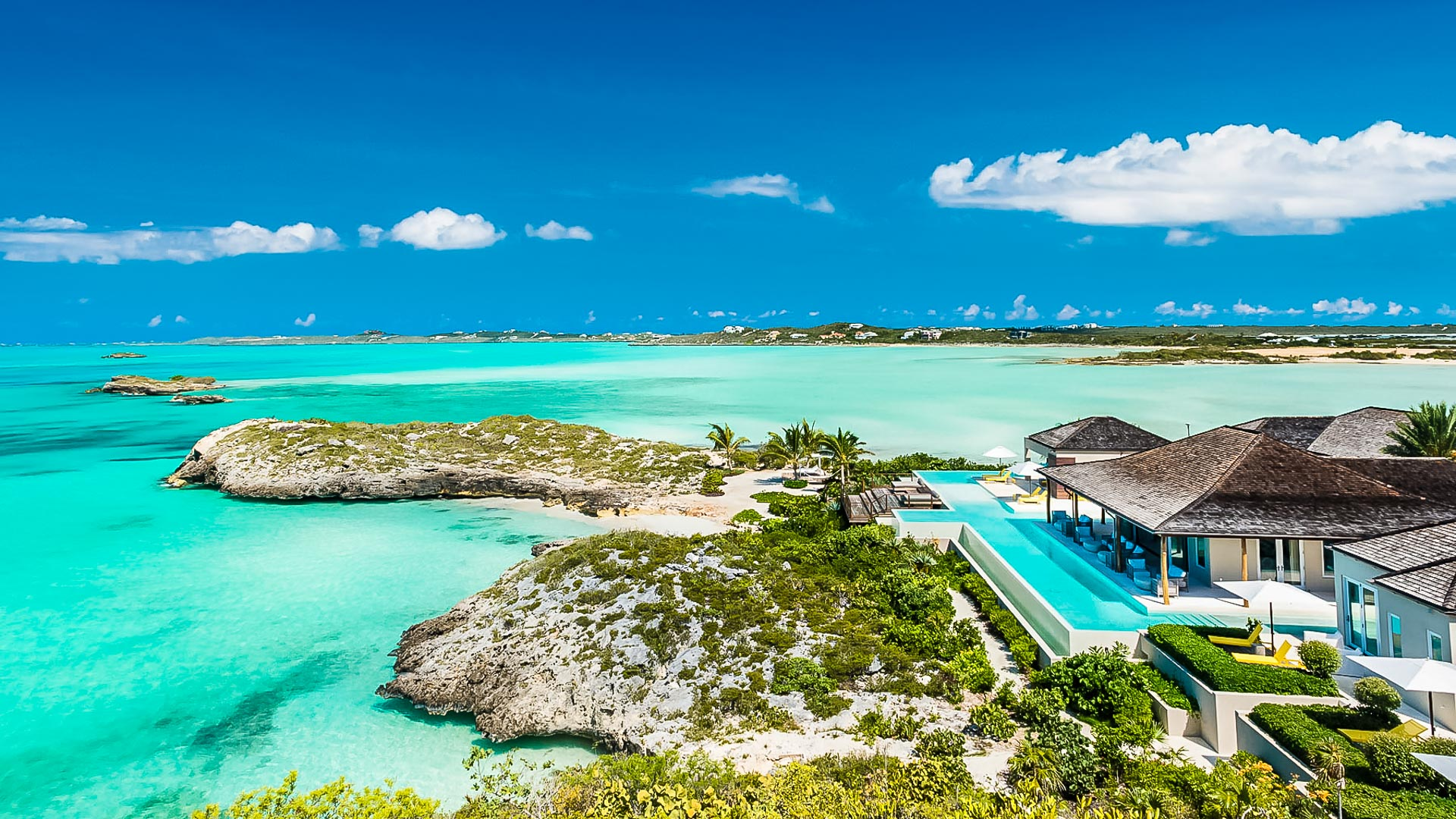 turtle tail estate - turks and caicos