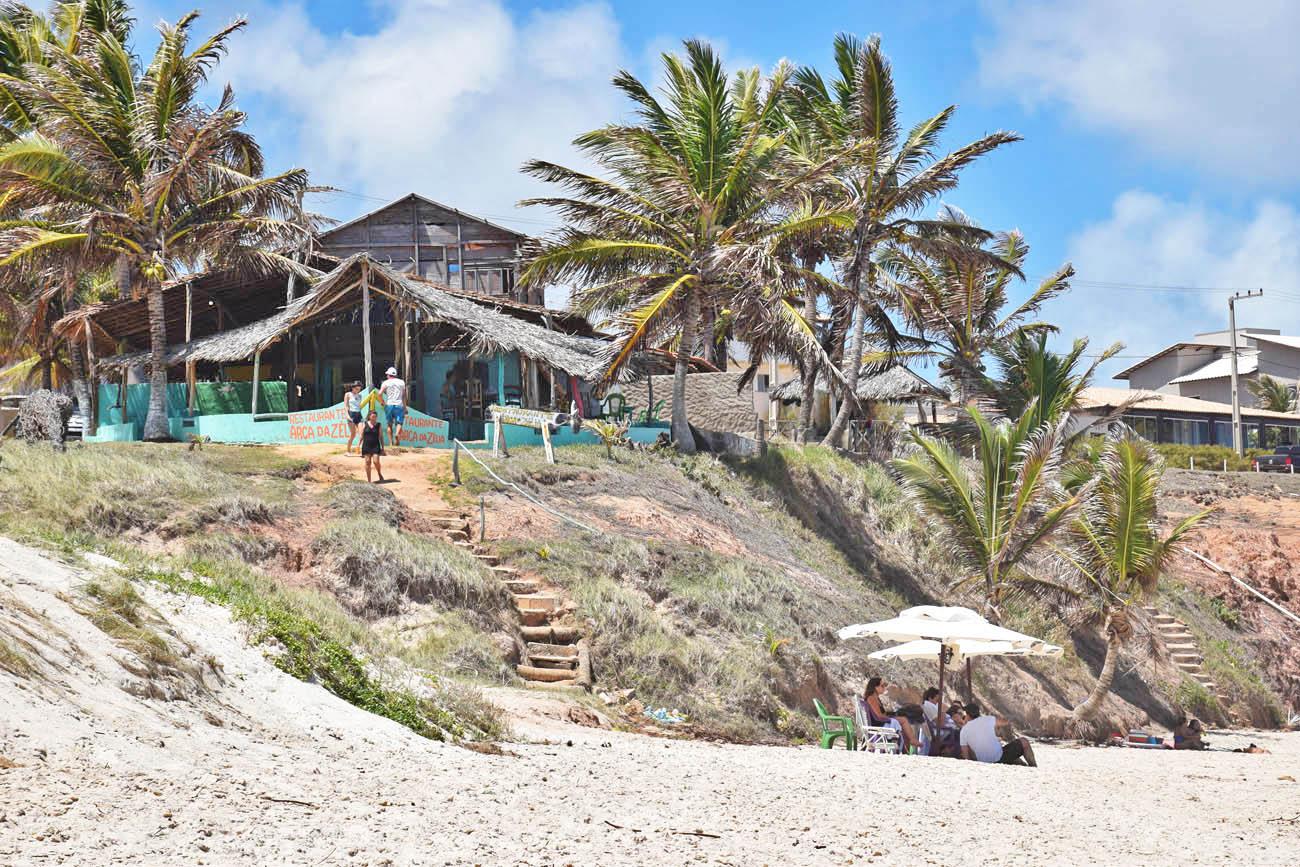 Praia de Sibaúma - Tibau do Sul