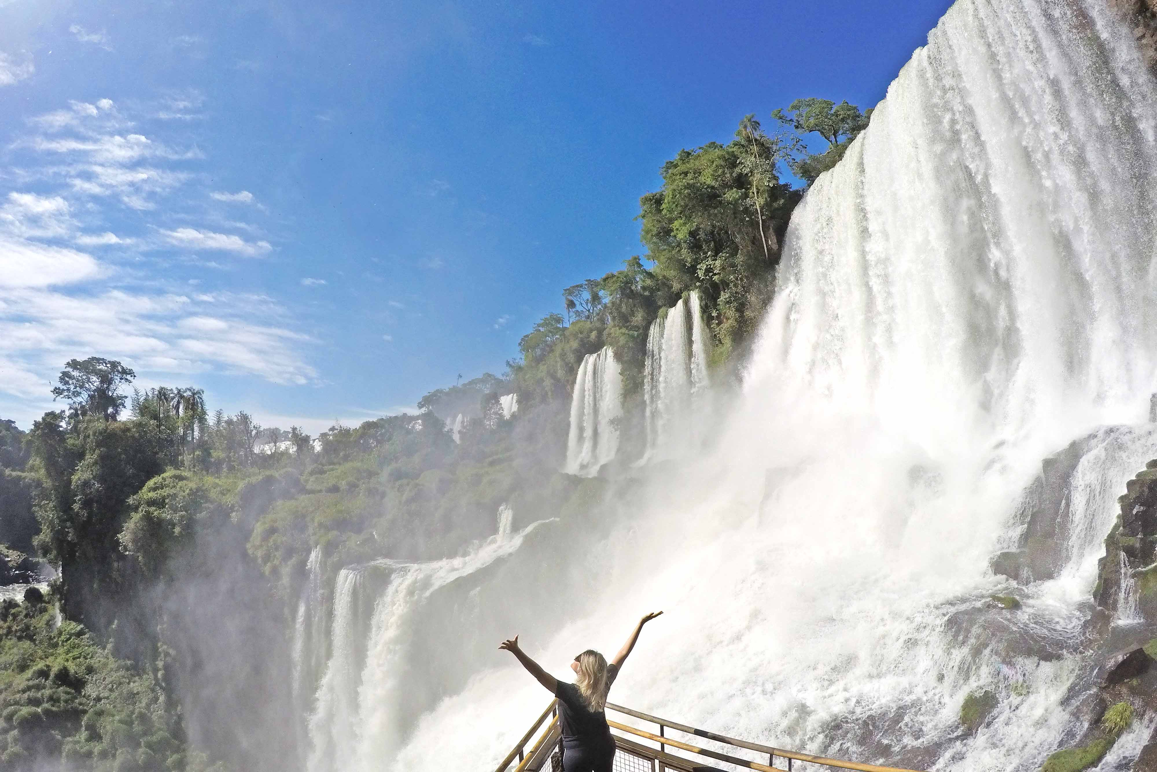 Salto Bossetti - Cataratas do Iguaçu