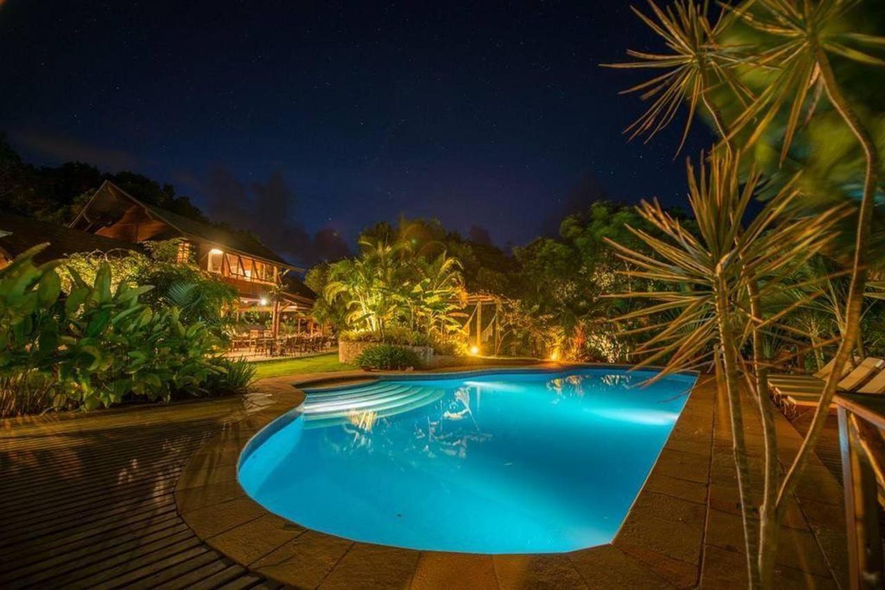 Hotéis charmosos em praias do Brasil - pousada mangabeiras - boipeba