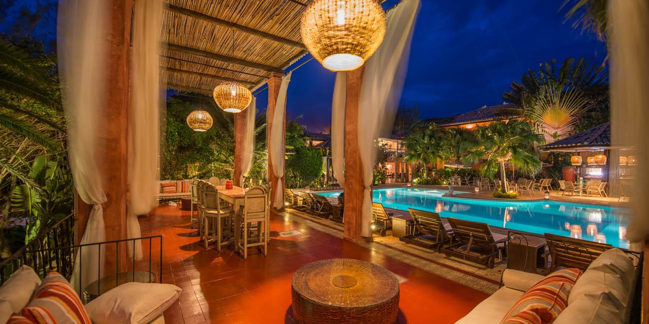 Hotéis charmosos em Praias do Brasil - Pousada & Spa Pedra da Laguna buzios rj