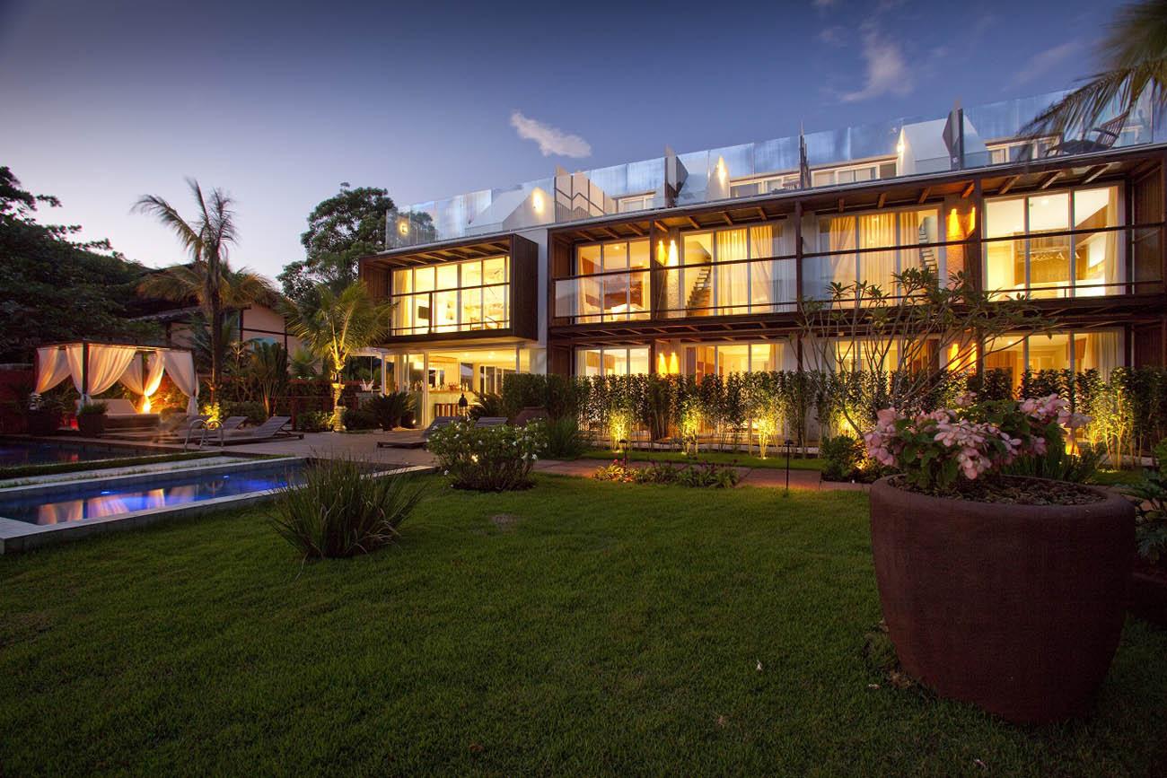 Hotéis charmosos em Praias do Brasil - Hotel Spa Nau Royal Camburí são paulo