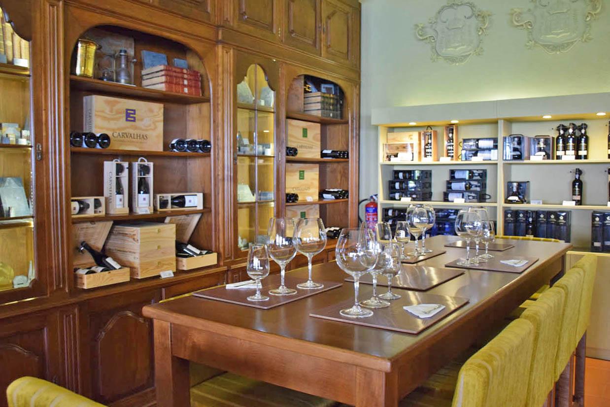 Dicas do Douro - Portugal - Quinta das Carvalhas - vinícolas