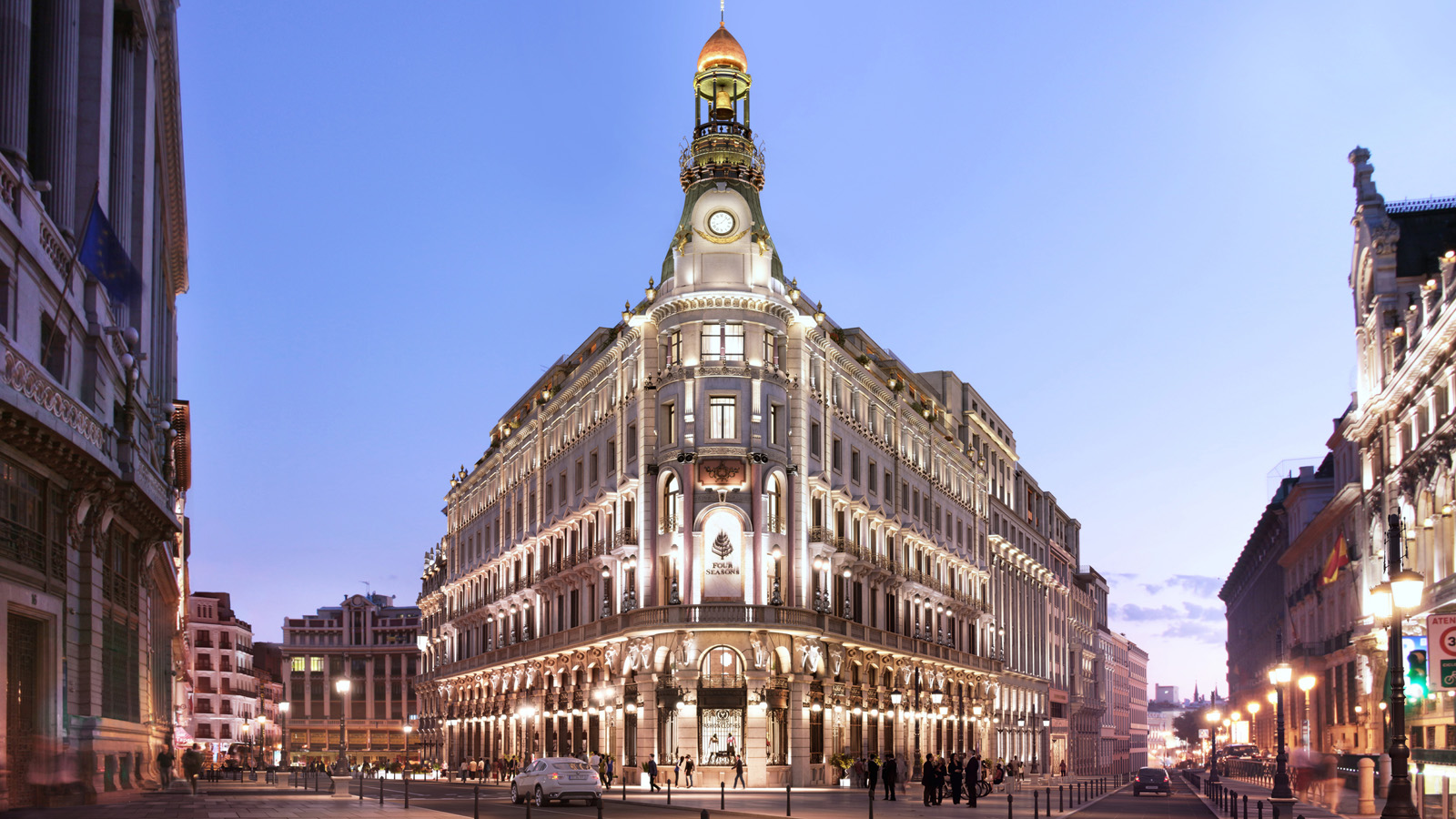Four Seasons Hotel and Private Residences Madrid - Espanha
