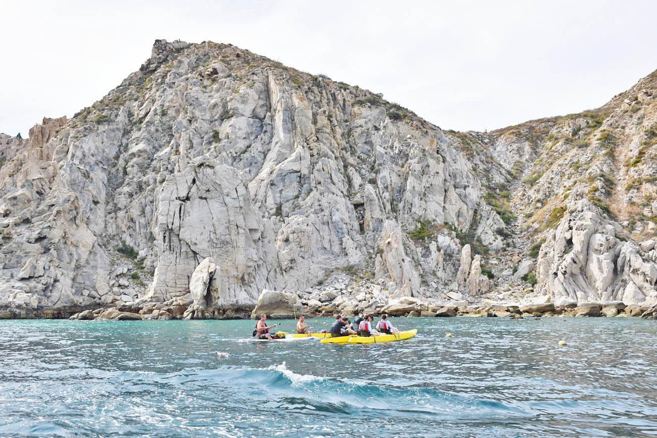 dicas de los cabos - o que fazer - el arco - kayak caiaque
