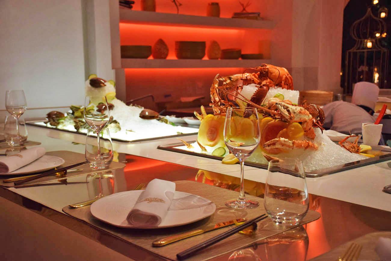 Onde comer em Los Cabos - Restaurante Arbol - Las Ventanas al Paraíso - méxico