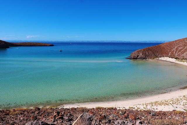 Playa Balandra - Balandra Beach - La Paz - Baja California - Mexico