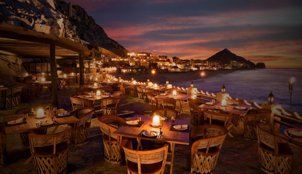 Restaurante El Farallon - The Resort at Pedregal - Cabo San Lucas - Los Cabos - México