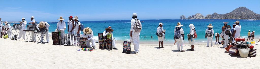 medano beach los cabos cabo san lucas mexico