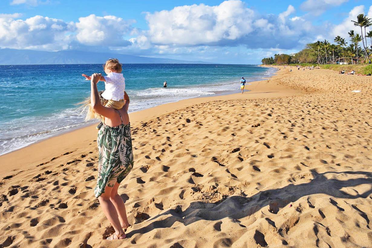 Kaanapali Beach - Royal Lahaina - Maui - Hawaii