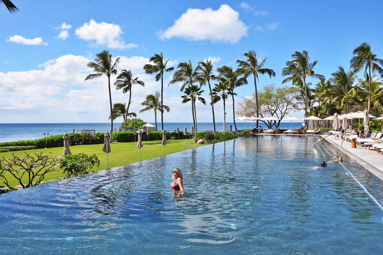 Four Seasons Oahu resort Havai Hawaii