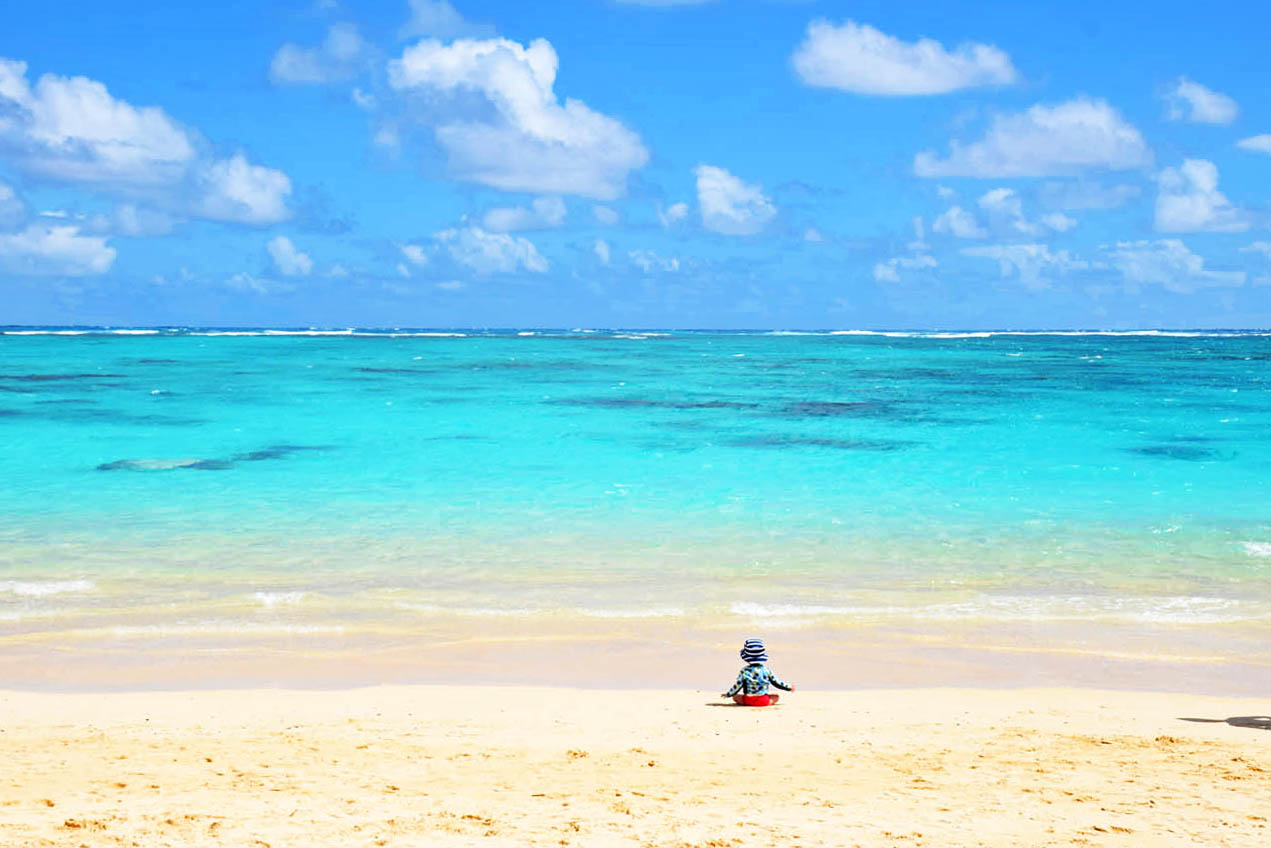 o que fazer em Oahu - praias - Lanikai Beach - costa leste - Havaí
