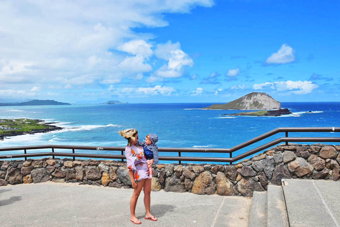makapuu lookout oahu hawaii