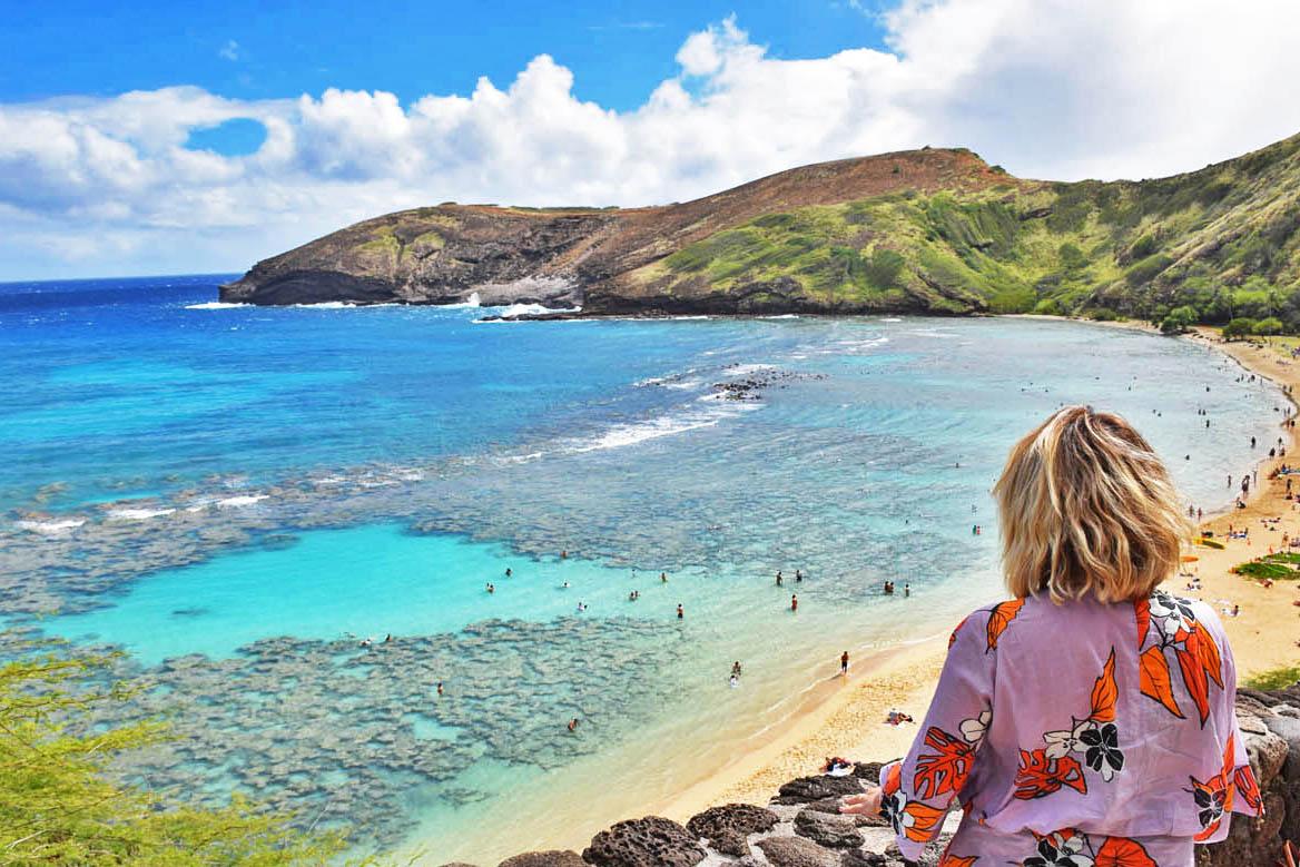 hanauma bay - oahu - havaí